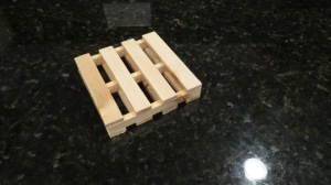 Pallet from a Pallet