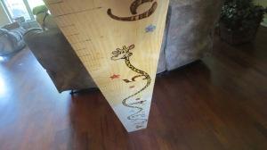 Giraffe Ruler